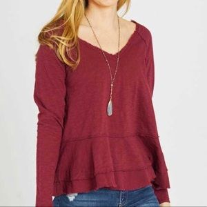 Alter'd State Babydoll Tunic